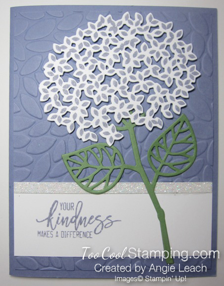 Thoughtful branches hydrangea - wisteria
