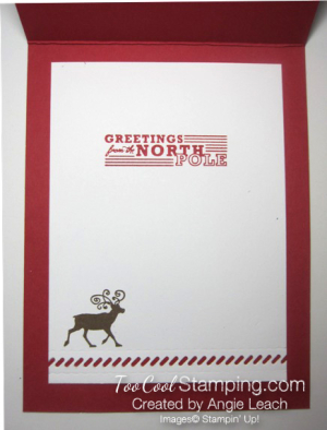 Greetings from santa - dazzle up 6