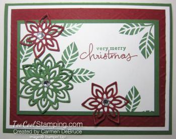 Christmas flourishing phrases 1 - carmen debruce