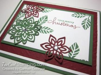 Christmas flourishing phrases 2 - carmen debruce