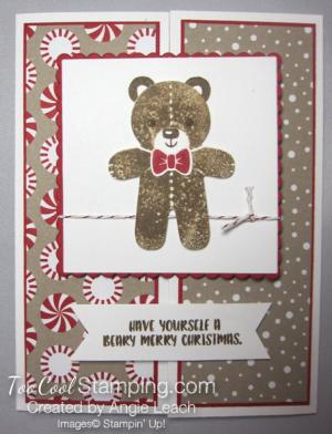 A gate fold ccc- teddy bears one