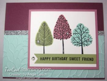 Totally trees - razzleberry friend
