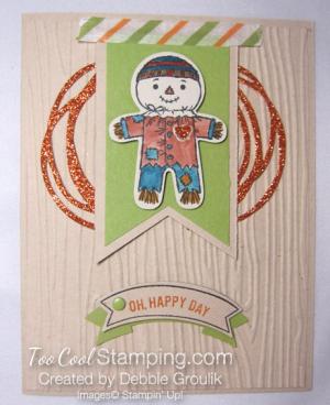 Debbie - cookie cutter halloween