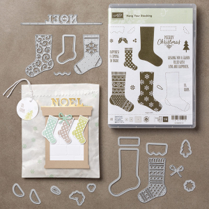 Hang your stocking bundle 143512S
