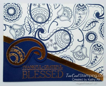 Paisleys Blessed PS - Kathy Alt