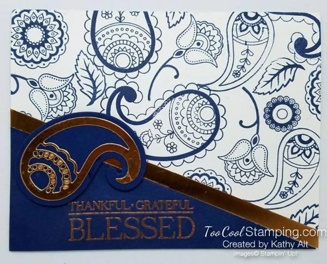 Paisleys Blessed PS - Kathy Alt