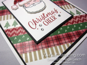 Jolly santa cheer - diagonal 5