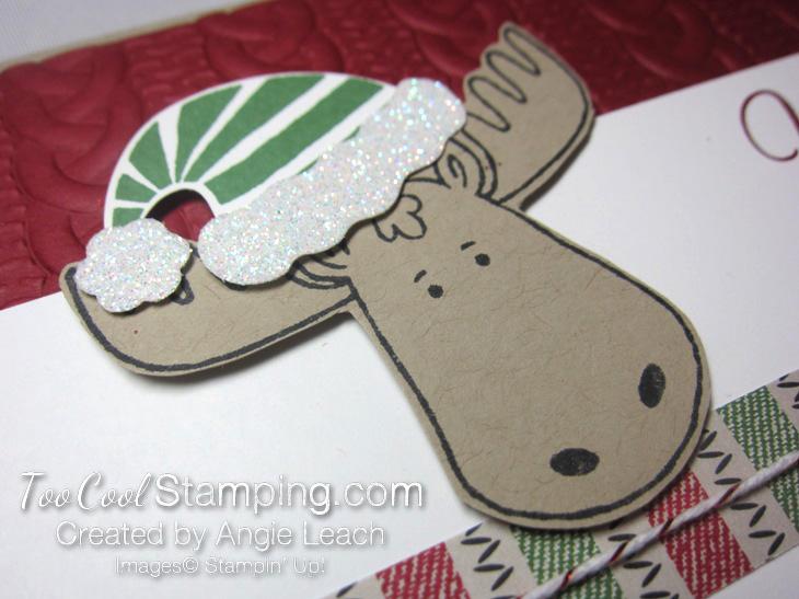 Jolly Friends moose - cherry 3