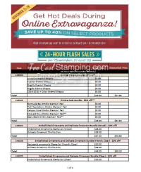 Online extravaganza pdf graphic
