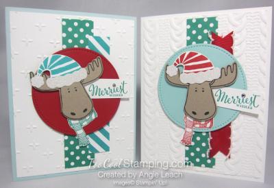 Merriest Moose - two cool