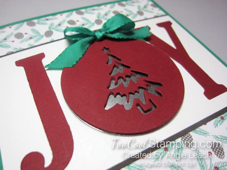 JOY pines - red joy 2
