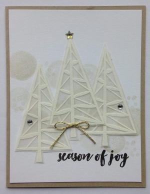 Twinkle Trees Season of Joy - Joanne Rolston