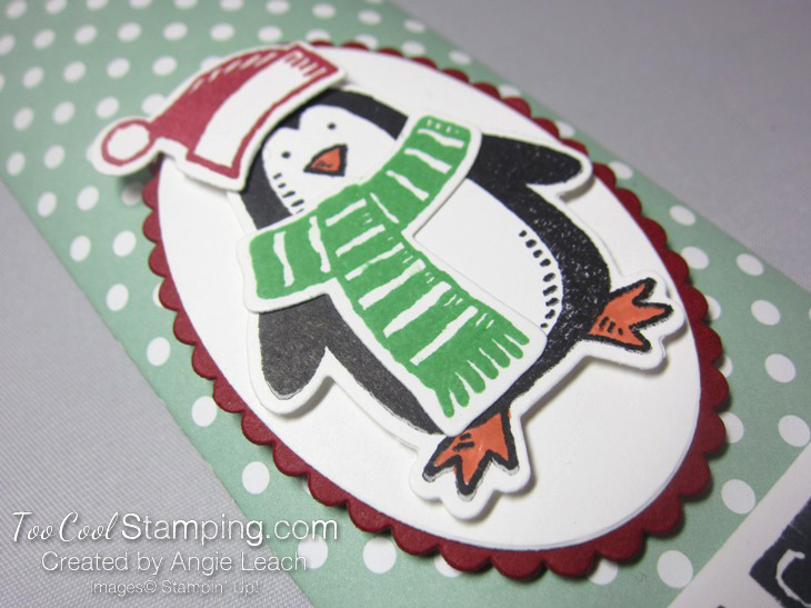 Snow place candy bar pull treat - 2