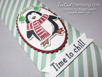 Snow place candy bar pull treat - 4