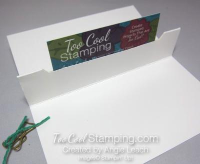 Gift card holder table gift 2
