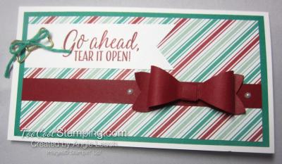 Gift card holder table gift 3