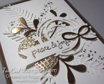 Peggy copper Christmas 2