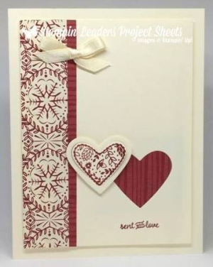 Sent With Love - Susan Campfield