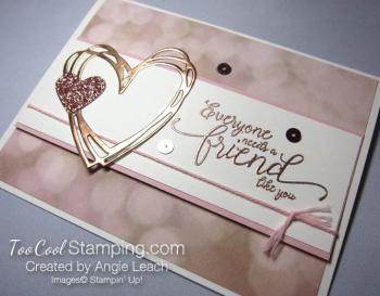 Falling in love hearts - friend like you 3