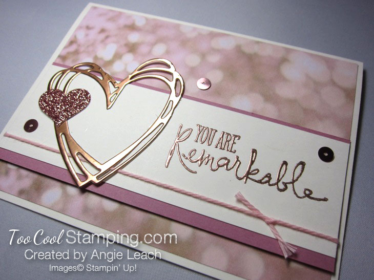 Falling in love hearts - remarkable 2