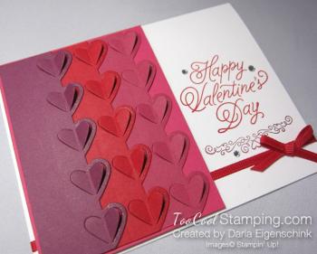 Sending Love Valentine's Ombré 2