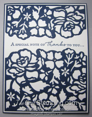 Floral boutique navy overlays 1