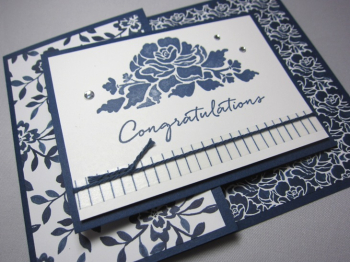 Floral boutique joy fold - congrats 2