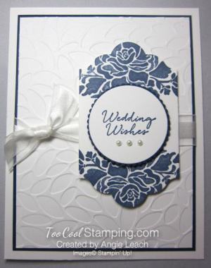 Floral boutique white petals - wedding