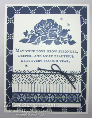 Floral boutique love stronger card 1.5