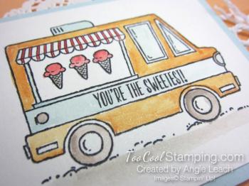 Tasty trucks sweetest - peach2