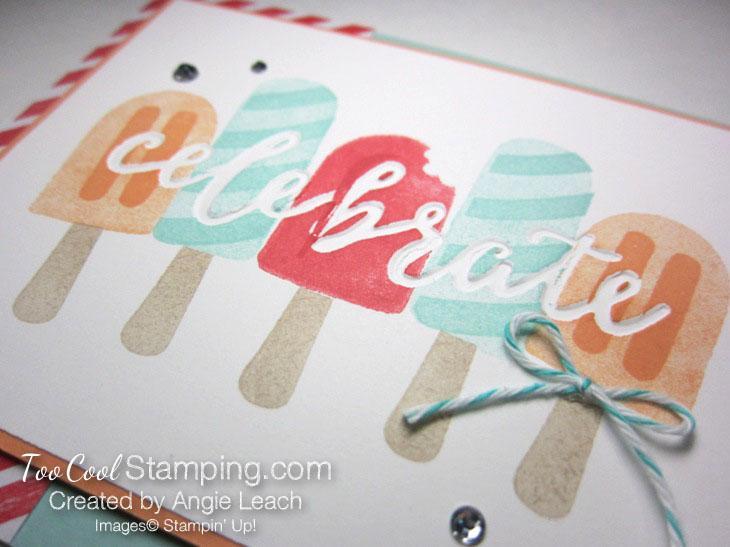Cool Treats Celebrate - stripes 2
