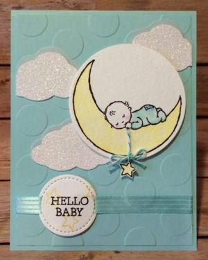 Moon Baby - Stella MacKay
