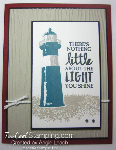 High Tide Light You Shine - cherry