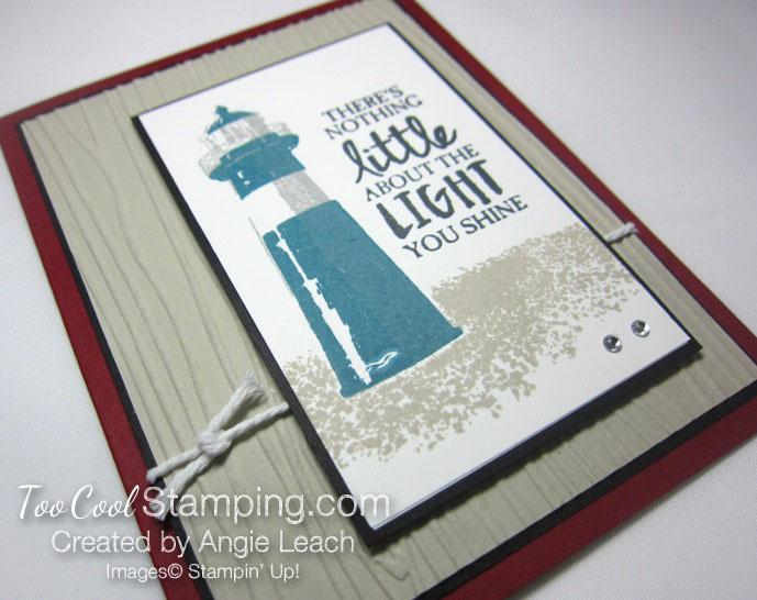 High Tide Light You Shine - cherry 2