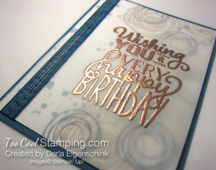 Swirly bird big on birthdays 2 - darla