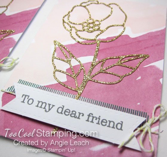 Soft sayings kit - card 5.5
