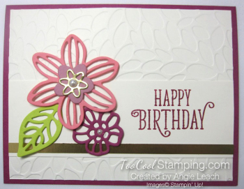 In color club berry burst - petal birthday