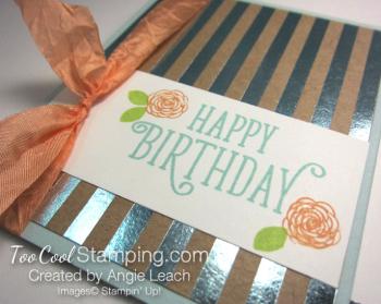 Happy birthday gorgeous gc holder - sky 3