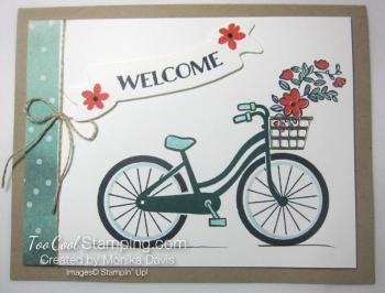 Bike ride - monika davis
