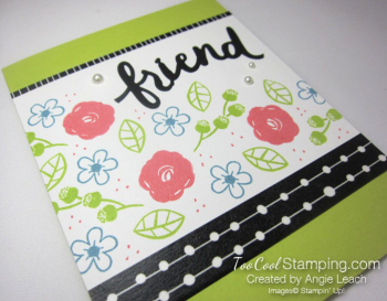 Lovely Happy Birthday Gorgeous Cards - lime 2