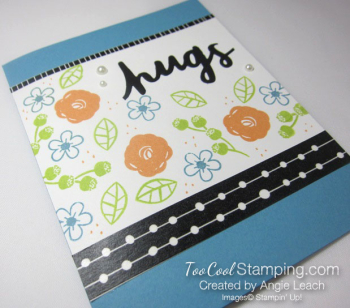 Lovely Happy Birthday Gorgeous Cards - marina mist 2