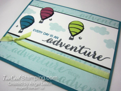 Dare To Dream Balloon trio - adventure 2