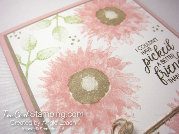 Painted Harvest Beautiful Bouquet - powder pink 3