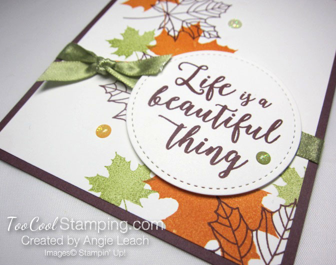 Colorful seasons falling leaves - fig 2
