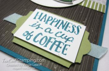 Coffee Cafe coffee pots - indigo 3