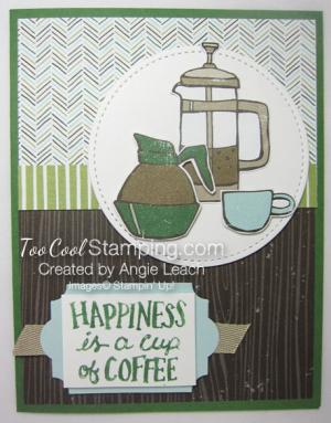 Coffee Cafe coffee pots - garden