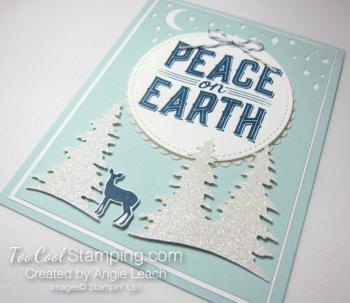 Carols of Christmas Peace on Earth Dazzling - sky 2