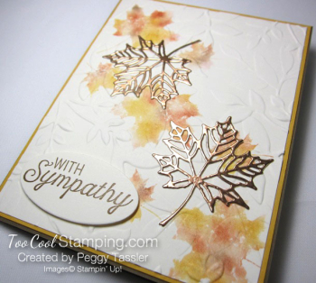 Peggy - colorful seasons fall sympathy 2