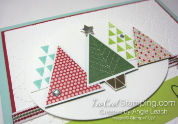 Christmas Quilt Trees - gardenp 2 tree