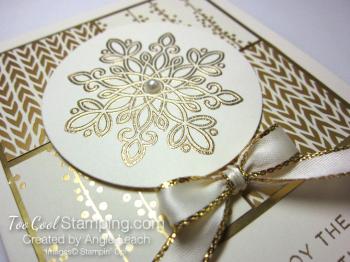 Bundle of Love Elegant Christmas - snowflake 2